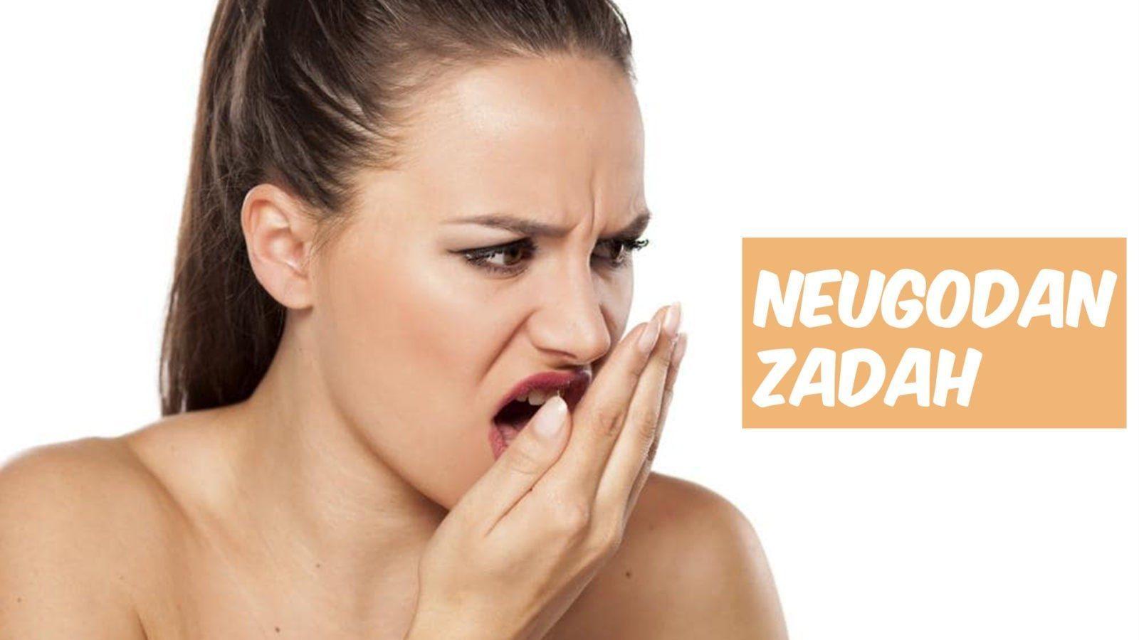 neugodan zadah